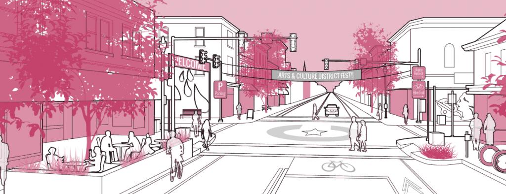 C-Town Arts & Culture District Plan by evolveEA