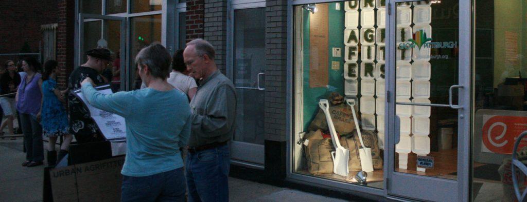 evolveEA Community Engagement on Penn Avenue