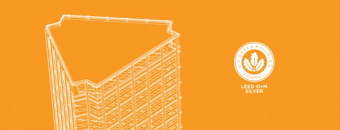US Steel Tower LEED Certification